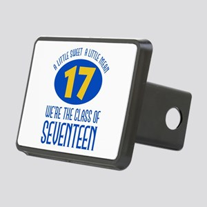 Class of 2017 Rectangular Hitch Cover