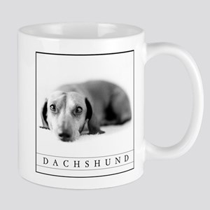 dachshund_NEW_FRAME Mugs