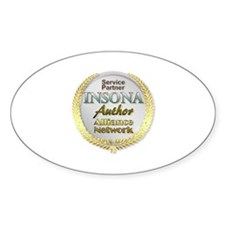 IAAN Partner Sticker (Oval)