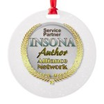 IAAN Partner Round Ornament