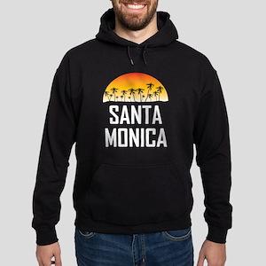 Santa Monica Sunset Hoodie