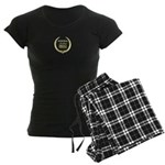 IAAN Circle Women's Dark Pajamas