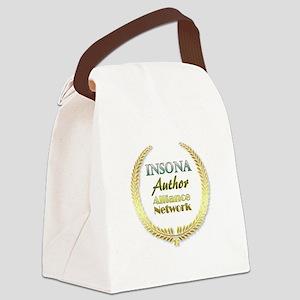 IAAN Circle Canvas Lunch Bag