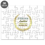 IAAN Circle Puzzle