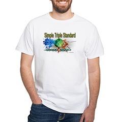 Simple Triple Standard T-Shirt