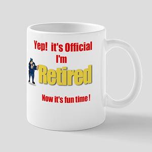Cop Retirement. :-) Mug