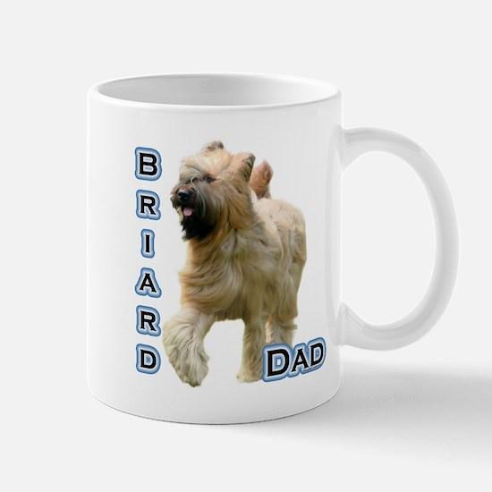 Briard Dad4 Mug
