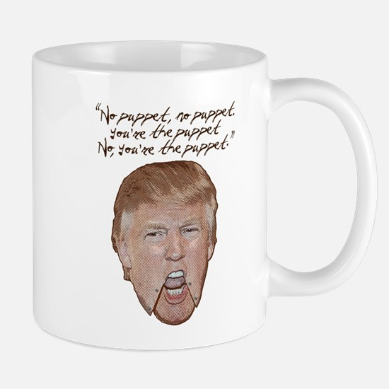 Trump Puppet Quote Mugs