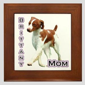 Brittany Mom4 Framed Tile