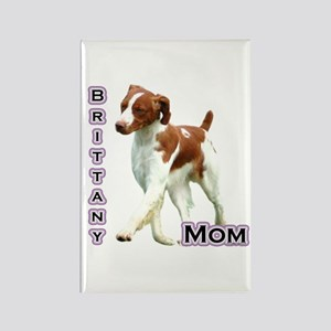 Brittany Mom4 Rectangle Magnet