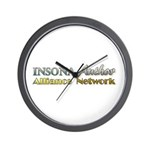 IAAN Rectangle Wall Clock