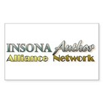 IAAN Rectangle Sticker (Rectangle 50 pk)