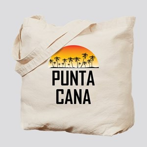 Punta Cana Sunset Tote Bag
