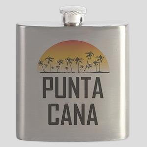 Punta Cana Sunset Flask