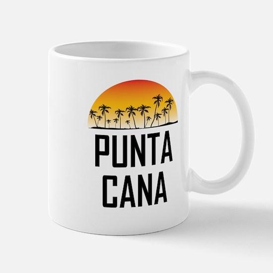 Punta Cana Sunset Mugs
