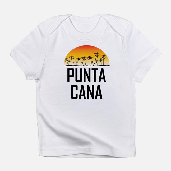 Punta Cana Sunset Infant T-Shirt