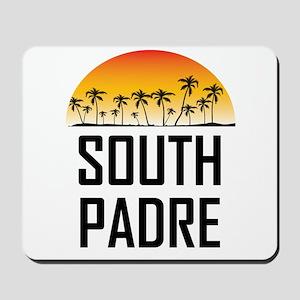 South Padre Island Sunset Mousepad