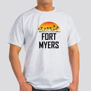 Fort Myers Sunset T-Shirt