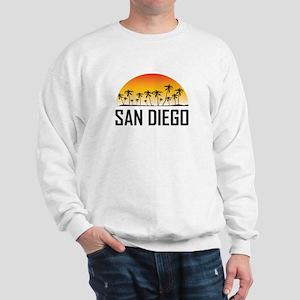 San Diego Sunset Sweatshirt
