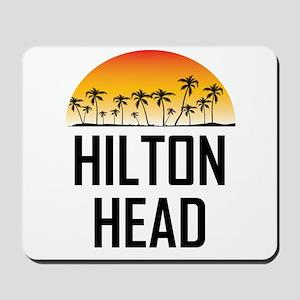 Hilton Head Sunset Mousepad