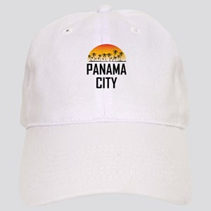 Panama City Sunset Baseball Cap