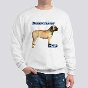 Bullmastiff Dad4 Sweatshirt