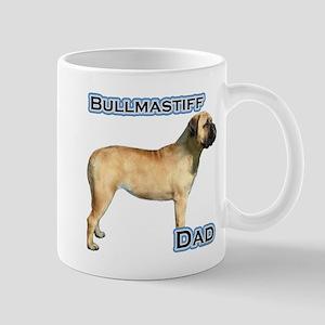 Bullmastiff Dad4 Mug