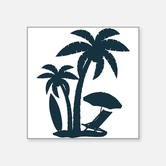 Beach Life Sticker