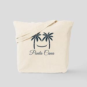 Palm Trees Punta Cana T-Shirt Tote Bag