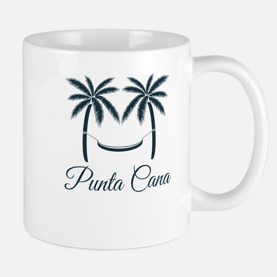 Palm Trees Punta Cana T-Shirt Mugs