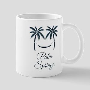 Palm Trees Palm Springs T-Shirt Mugs