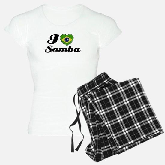 I love Samba Pajamas