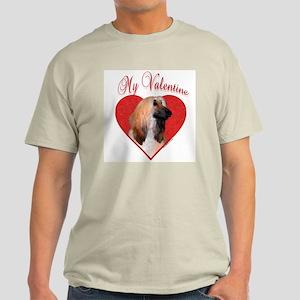 Afghan Valentine Light T-Shirt