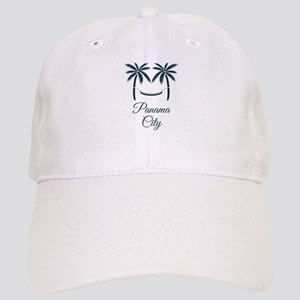 Palm Trees Panama City T-Shirt Baseball Cap