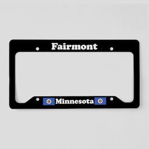 Fairmont MN - LPF License Plate Holder