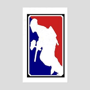 Paintball Sports - Rectangle Sticker