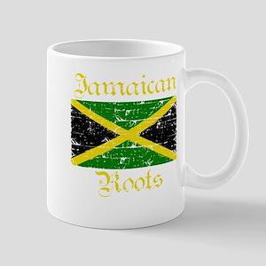 jamaicanrootsblack Mugs