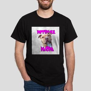 Pitbull Mom T-Shirt
