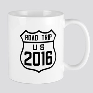 Road Trip US 2016 Mugs