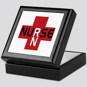 Nurse - RN Keepsake Box