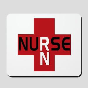 Nurse - RN Mousepad