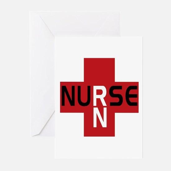 Nurse - RN Greeting Cards (Pk of 20)