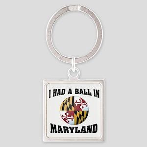 MARYLAND FUN Keychains