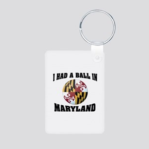 Maryland Fun Keychains