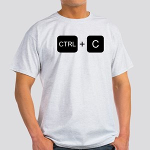 CTRL + C T-Shirt