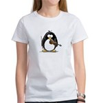 Violin Penguin Women's T-Shirt