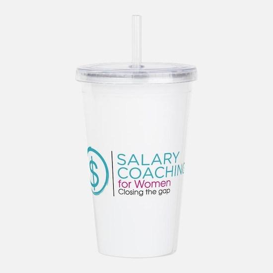 Salary Coaching for Wo Acrylic Double-wall Tumbler