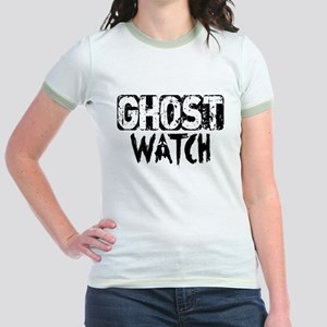 Ghost Watch Ringer Tee For Her T-Shirt