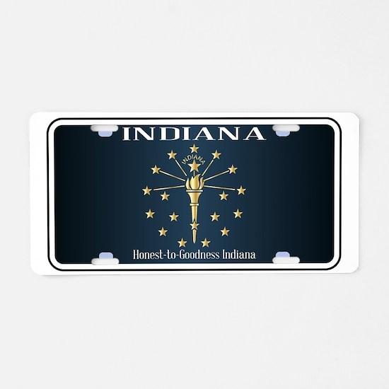 Funny Copy Aluminum License Plate