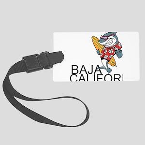 Baja California Luggage Tag